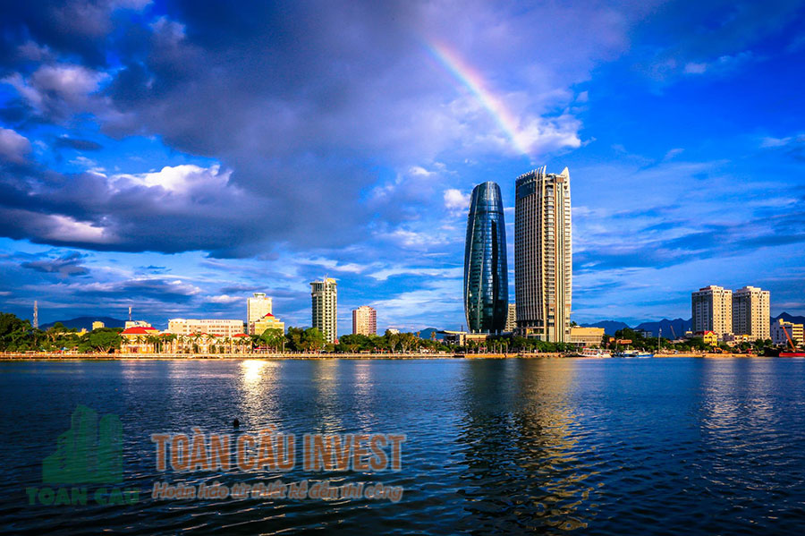 Hình ảnh The Sun Novotel Premier Han River - tòa nhà cao nhất miền trung