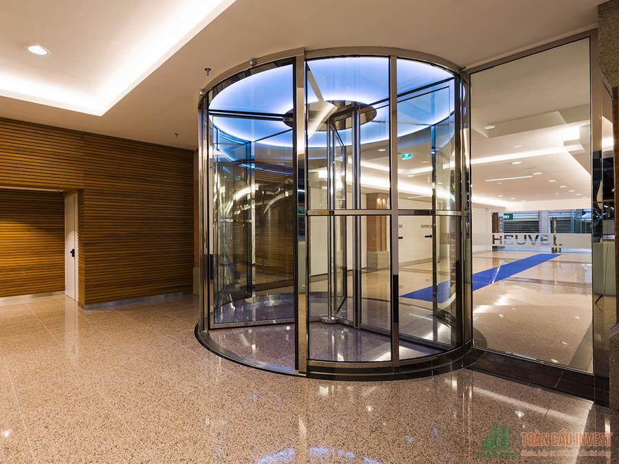 Toàn Cầu Invest Nhà thầu thi công Cửa kính tự động Hà Nội