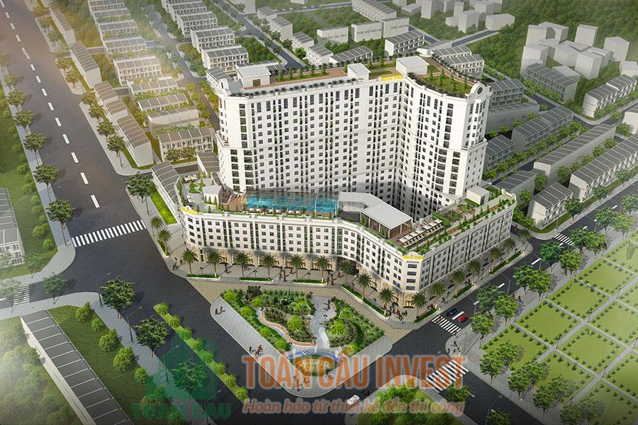 Thi công nhôm kính công trình APEC Bắc Ninh