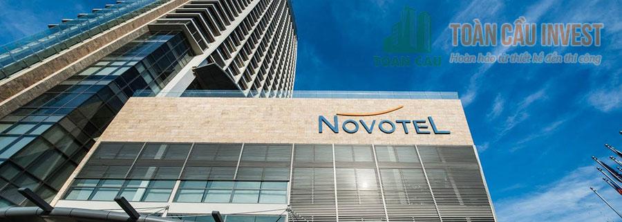 The Sun Novotel Đà Nẵng - Tòa nhà cao nhất miền Trung