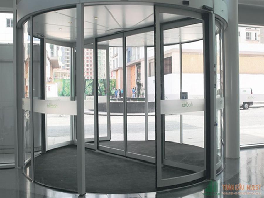Toàn Cầu Invest Nhà thầu thi công Cửa kính tự động uy tín chất lượng
