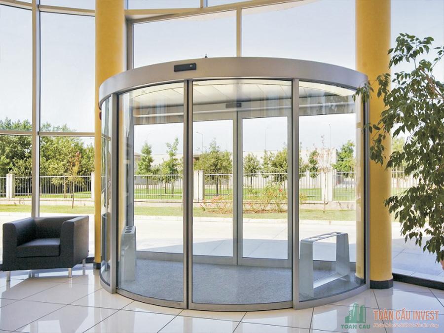 Toancauinvest Top 10 Nhà thầu thi công Cửa kính tự động