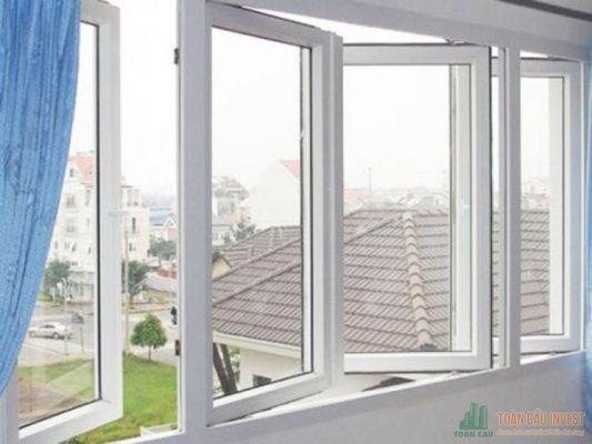 Nhà thầu thi công cửa sổ nhôm kính