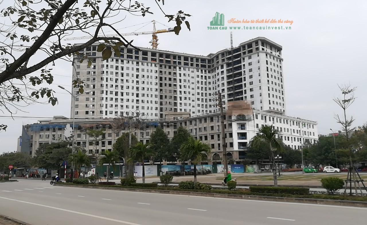 TOÀN CẦU trúng thầu dự án ROYAL PARK Bắc Ninh