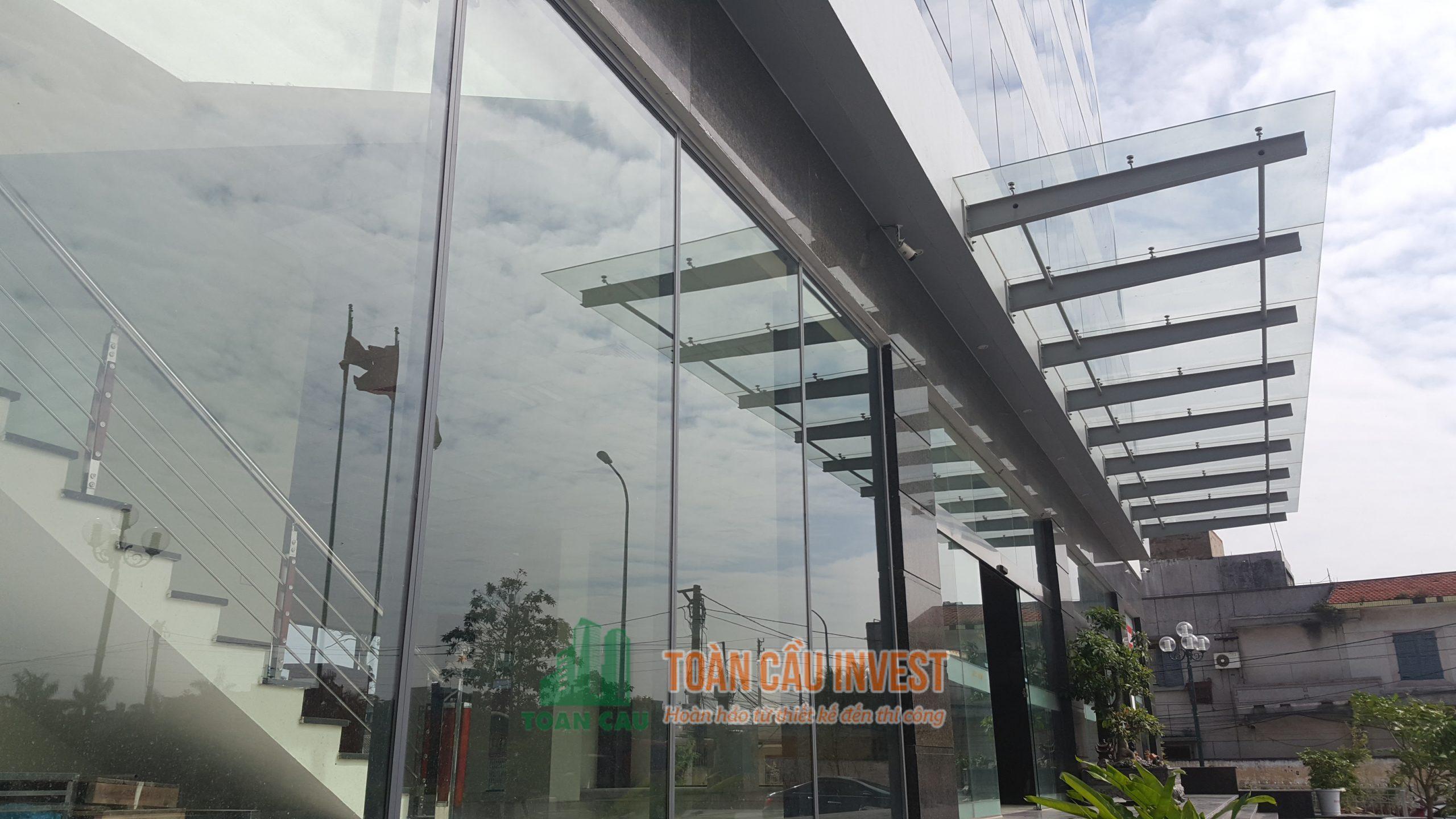 Tòa nhà Công ty cổ phần Sao Mai