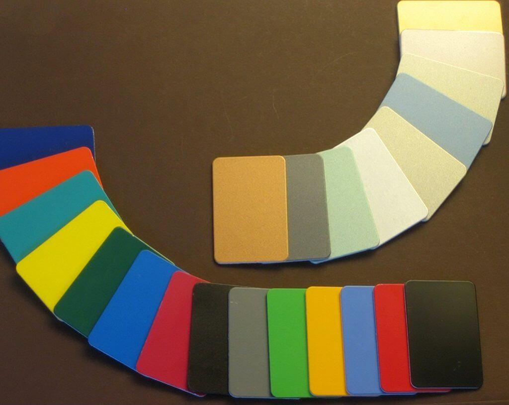 Cấu tạo và màu sắc của tấm trần hợp kim nhôm nhựa (alu), tấm ốp trần nhôm