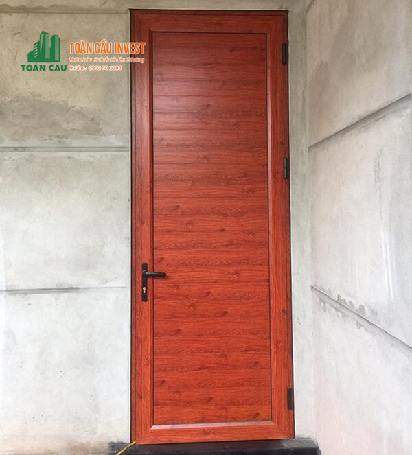Mẫu cửa nhôm cánh kín Xingfa