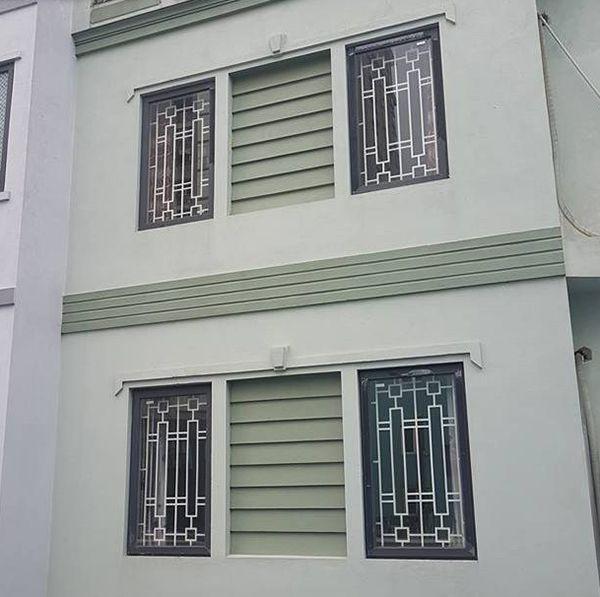 Mẫu cửa sổ inox mới nhất