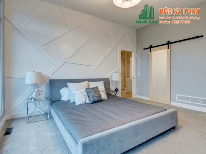 10 Mẫu cửa nhôm kính 1 cánh phòng ngủ được ưa chuộng 2021